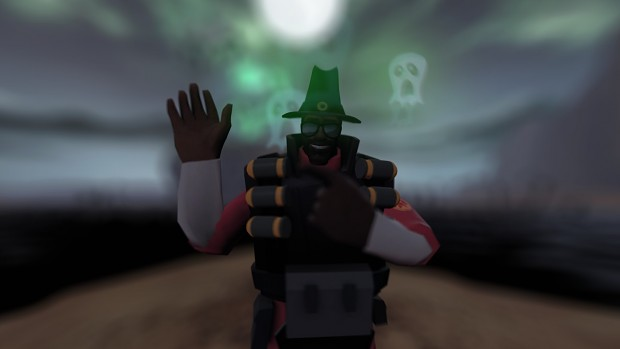 [Garry's Mod] Slap my Ghosty Hand, aye!