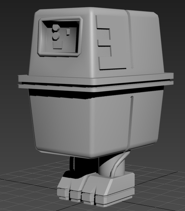 Power Droid WIP