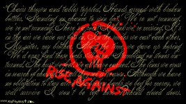 Rise Against - Awesome band