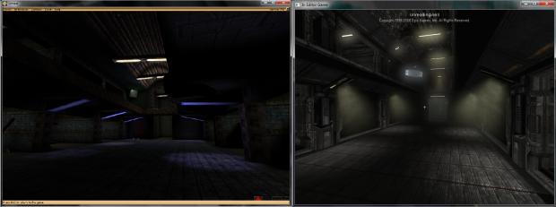 Unreal_Prison cell_Comparison
