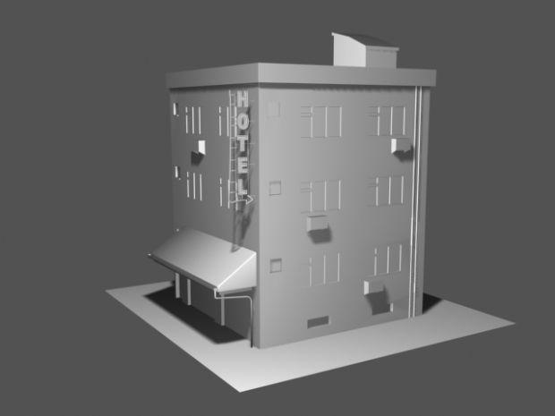 Building WIP 1