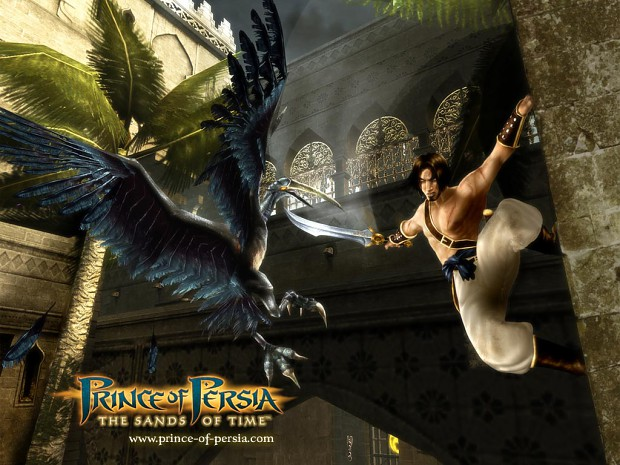 prince of persia sands of time 5