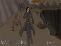 MAssWars Poster Art
