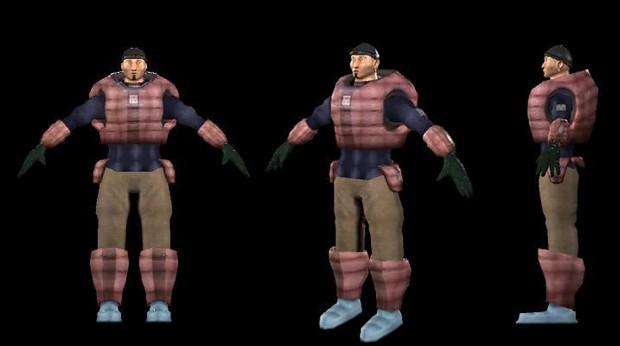 Spryte Character: Fukushima