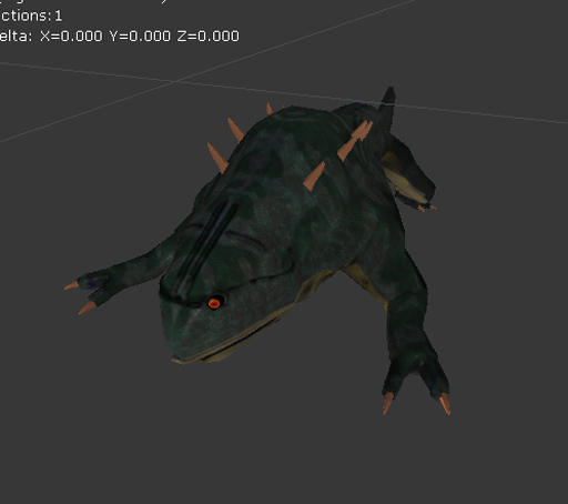 Udk Creature: Slapper
