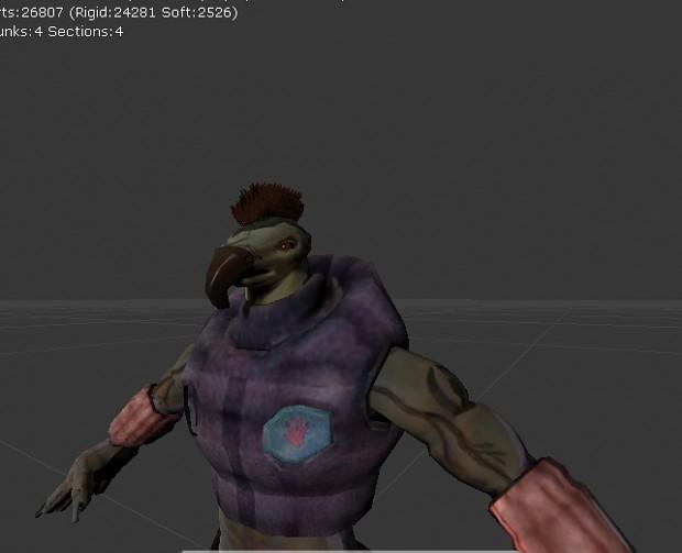 Spryte Character: Talon