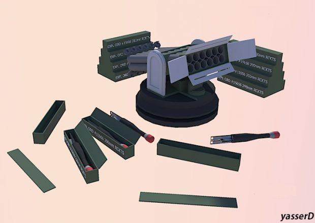 NextGen Artillery