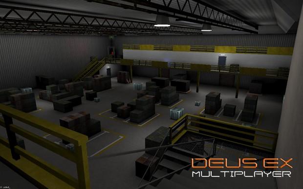 DXMP_Hengsha_Docks