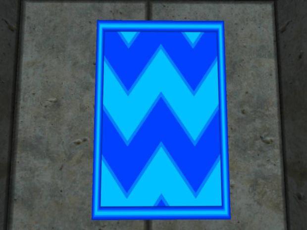 BlitzPortal Blue Portal Design