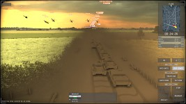 The Sky in Wargame