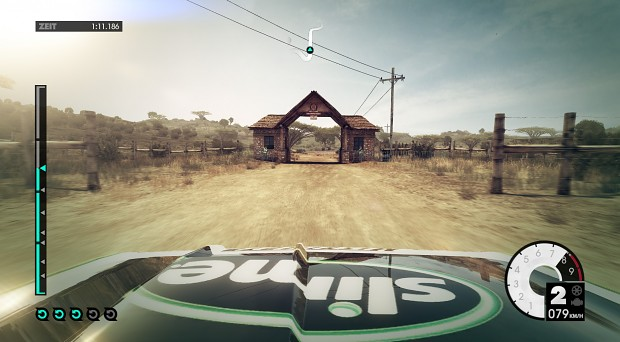 DiRt3 also pretty!!!