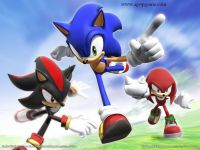 Sonic characters¡¡¡