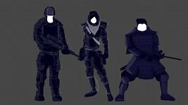 Quick Character Squad Concepts