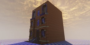 Work In Progress Apartment Building UDK