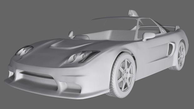 NSX Type R GT