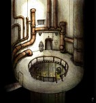 GD - sewer shaft concept