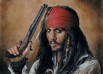 I'm Jack Sparrow, the one and only!