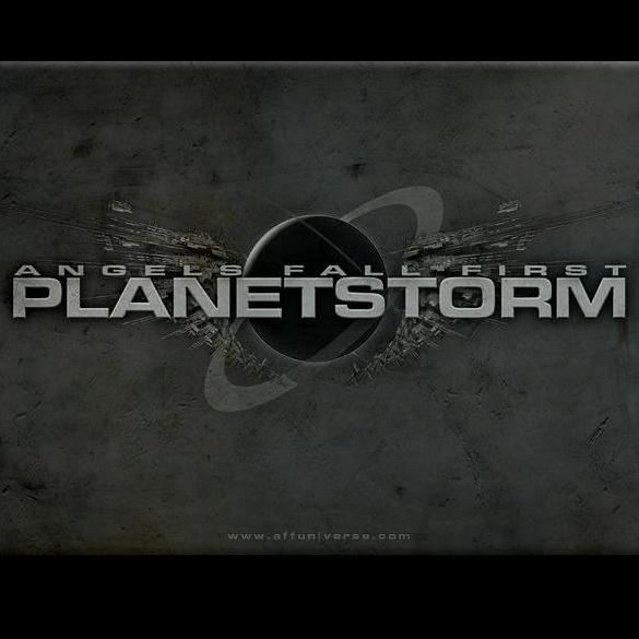 "A SMAL PROFILE PICTURE ""AFF PLANETSTORM"" 585 x 585"