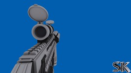 SMK-ANH Multi Purpose Assault Rifle