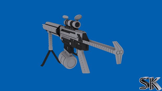 SMK-ANH MultyPurpouse Assault Rifle
