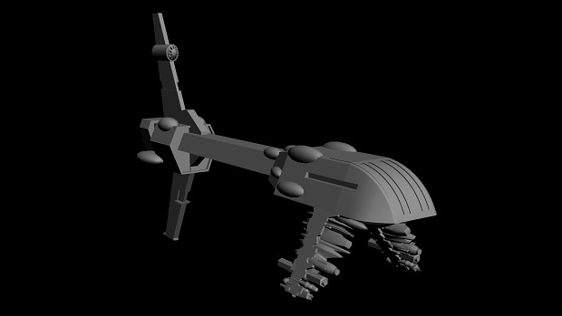Assault Frigate Mk.1 (TFU-II Style)