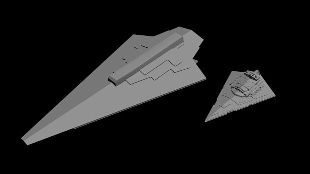 Compellor-class Star Battlecruiser - WIP