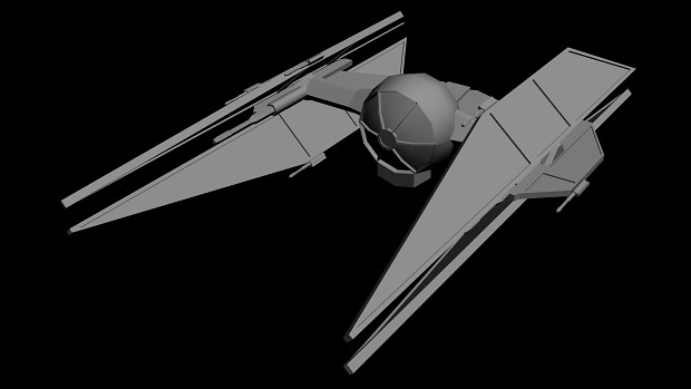 Era-3 United Empire TIE Fighter
