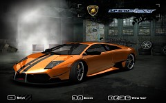 NFS: Most Wanted - My mod