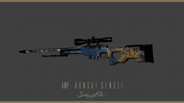 CSGO Project: AWP - Bonsai Sensei™