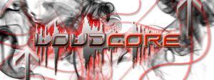 New Loudcore logo