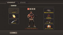 My Newly Decked Out TF2 Sniper