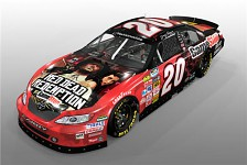 Red Dead NASCAR Stock Car