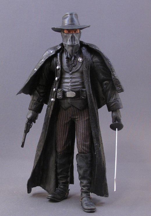 Western Darth Vader