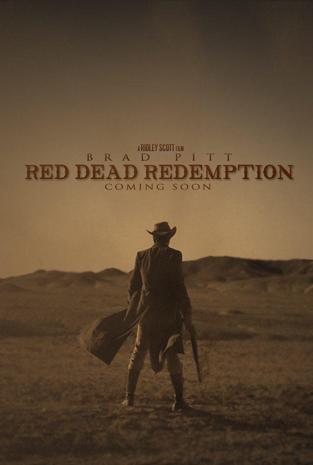 Red Dead Redemption Movie Poster