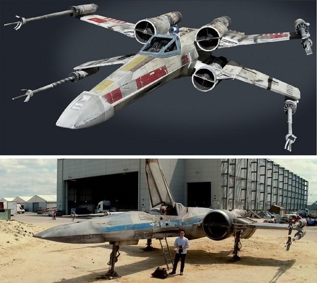 X-Wing Comparison