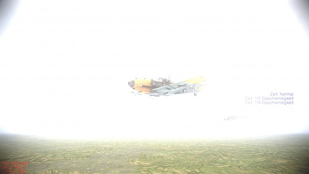 IL2 Sturmovik 1946 modified DX9 mode + SweetFX