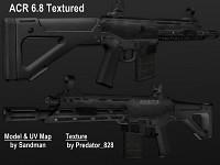 ACR 6.8 Textured