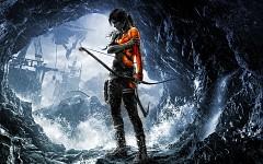 BF3 Style Tomb Raider Wallpaper