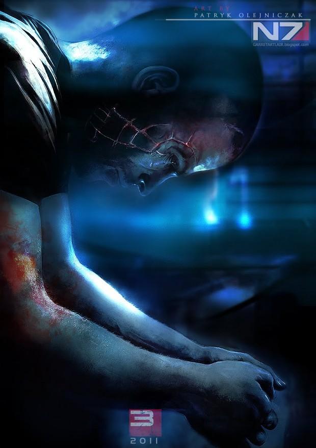 Mass Effect 3 Artwork