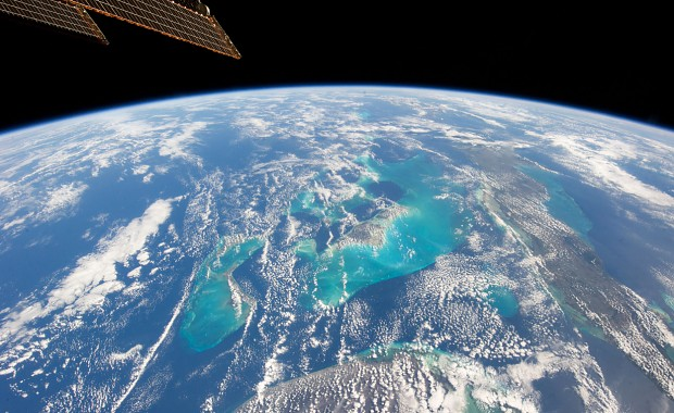 Bahamas from Space!