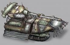 Scythian light-tank