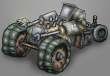 Viscol Tank Destroyer