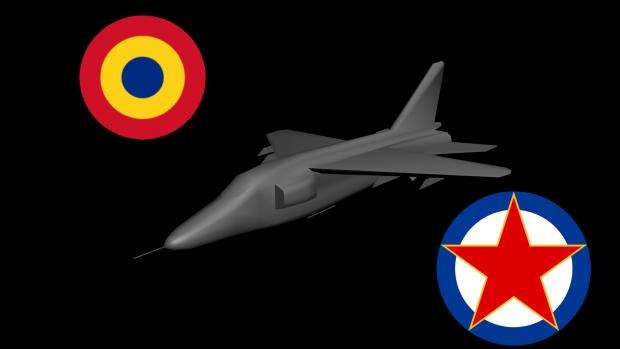 IAR 93 AKA Soko J-22 Orao