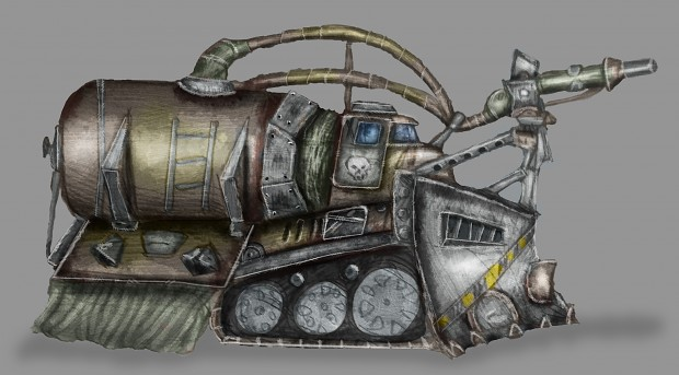 Mokosh the chem-tank
