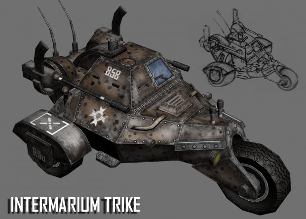 Intermarium Trike