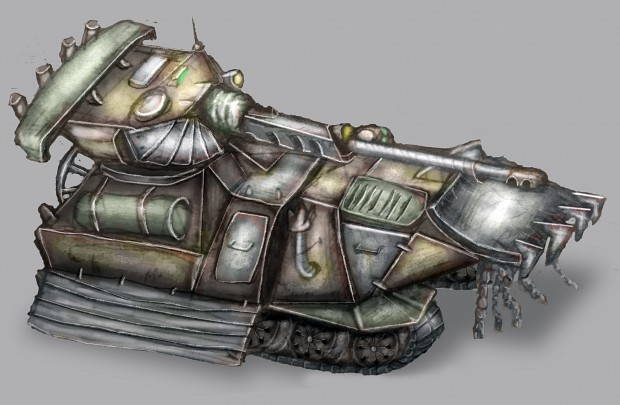 Scythian light-tank