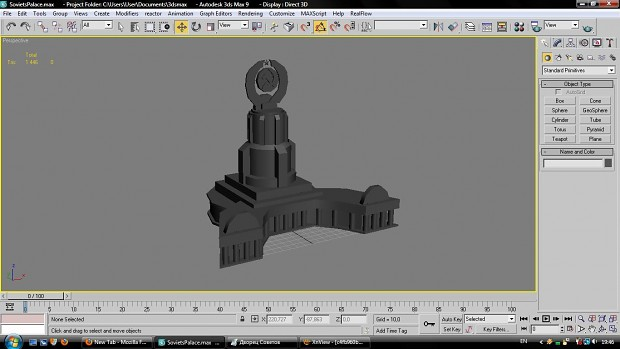 The Palace of the Soviets [WIP]
