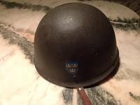 Swedish M/37 Helmet
