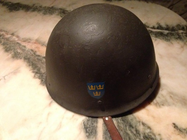 Swedish M/37 Helmet