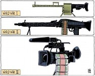 weapons of world wars
